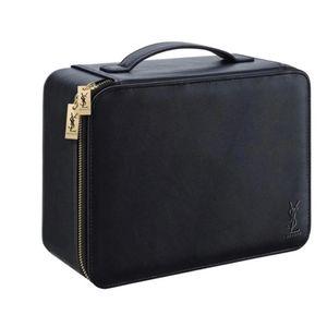 NEW Yves Saint Laurent Hard Vanity Train Case Bag